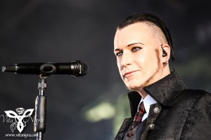 Blutengel live at Amphi Festival 2014.