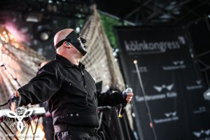 Front 242 live at Amphi Festival 2014.