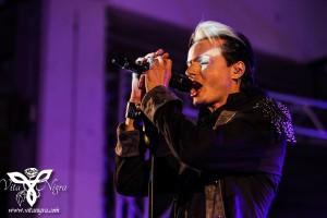 Lacrimosa live at Amphi Festival 2014.