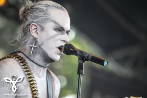 Lord of the Lost live at Amphi Festival 2014.
