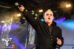 Mono Inc live at Amphi Festival 2014.