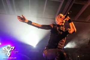 Zeromancer live at Amphi Festival 2014.