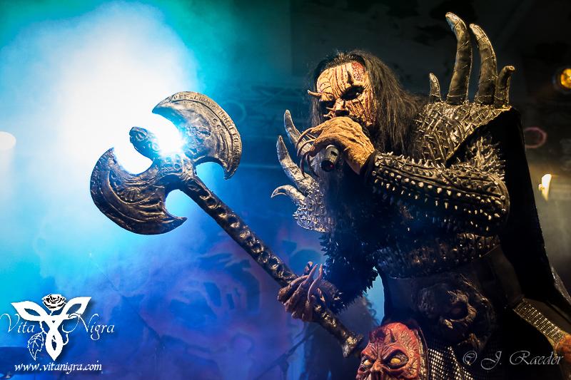Lordi – 25.03.2020 – Essigfabrik Köln – Vorbericht