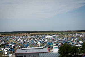 M'era Luna Festival 2015, Tag 1 – Flugplatz Hildesheim – Bericht
