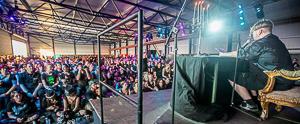 Die Lesungen und DJs auf dem M'era Luna 2016