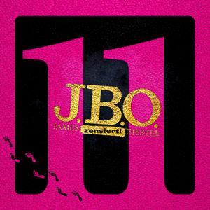 J.B.O. – 11 – CD-Rezension