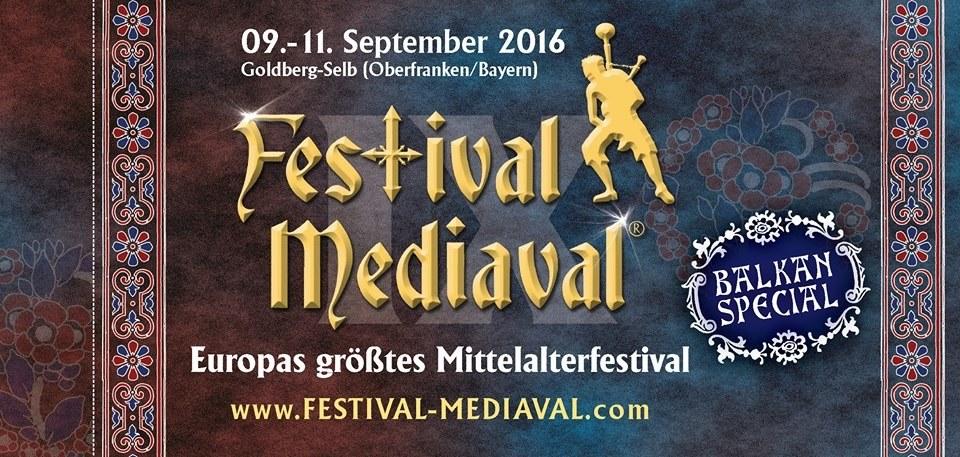 Festival Mediaval 2016, Tag 3 – Goldberg Selb – Bericht