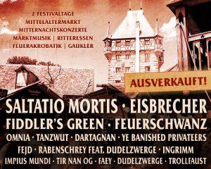 Feuertanz Festival 2017 – Burg Abenberg – Vorbericht