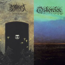 Botanist/Oskoreien – EP3: Green Metal-Deterministic Chaos – CD-Rezension