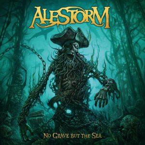 Alestorm – No Grave but the Sea – CD-Rezension