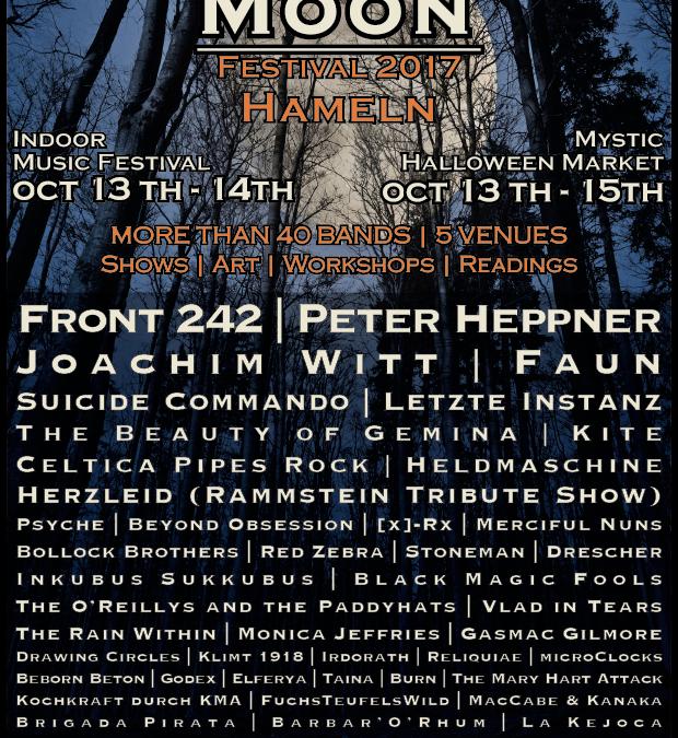 Autumn Moon Festival 2017 – Hameln – 14.-16.10.2017 – Bericht