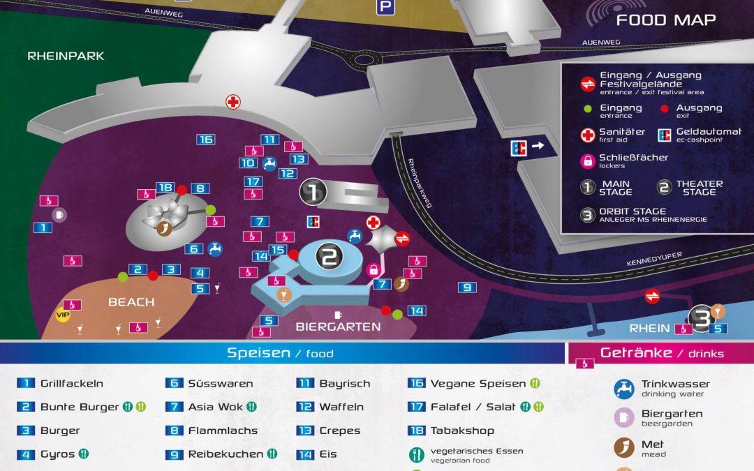 Das Amphi Festival 2018 steht in den Startlöchern