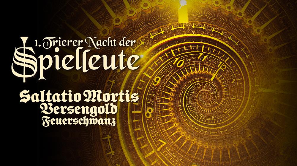 1. Trierer Nacht der Spielleute – Amphitheater Trier – Vorbericht