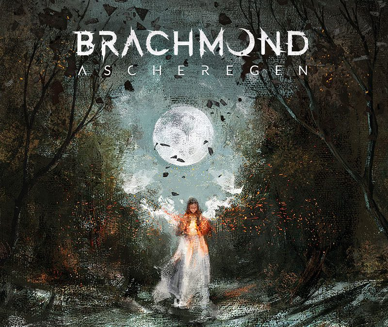 Brachmond – Ascheregen – CD-Rezension