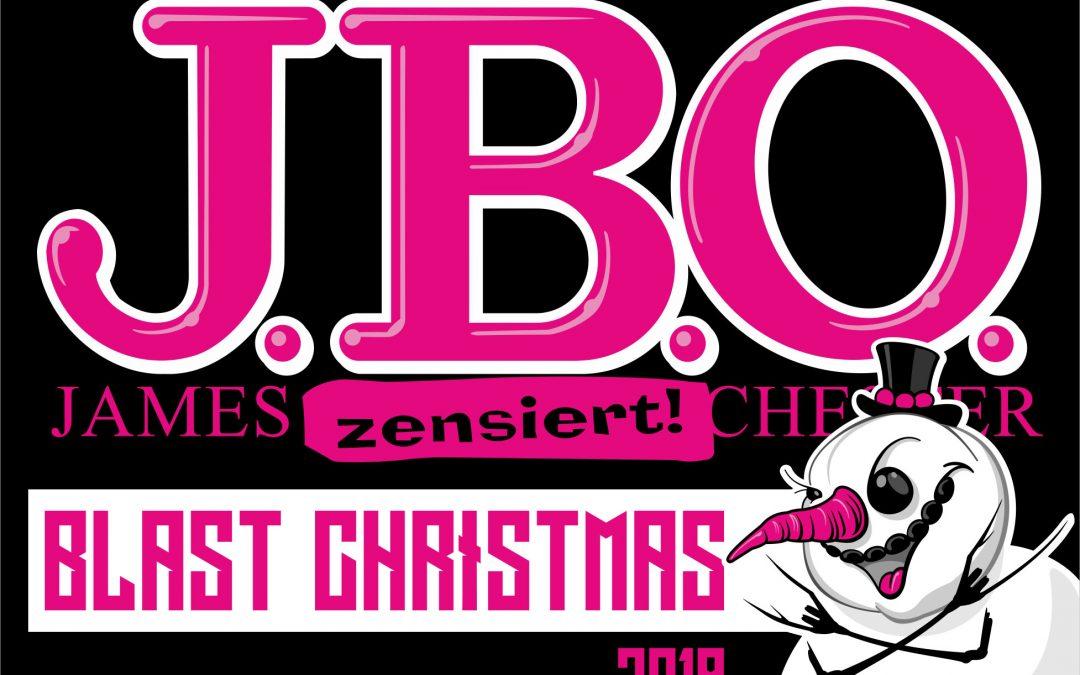 J.B.O. gehen wieder auf Blast Christmas-Tour!
