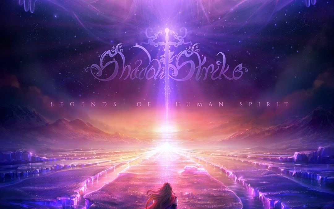 ShadowStrike – Legends of Human Spirit – CD-Rezension