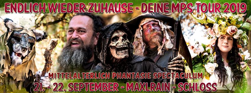 MPS Maxlrain 2019 – Maxlrainer Schloss – Vorbericht