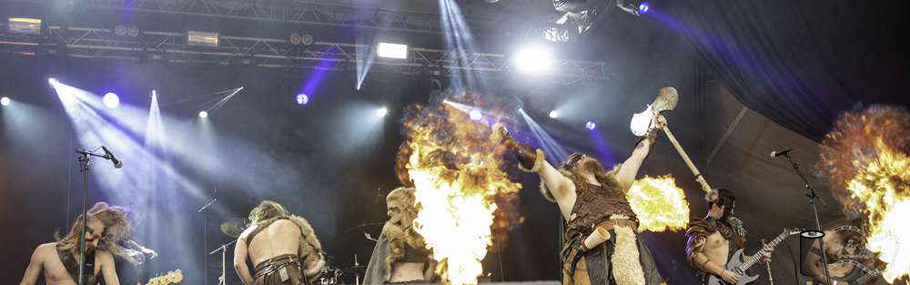 Sabaton Open Air 2019, Tag 3 – Falun Schweden