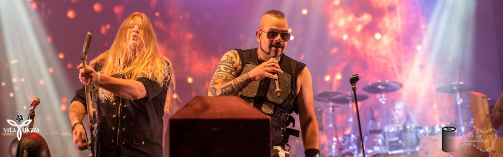 Sabaton Open Air 2019, Tag 4 – Falun Schweden
