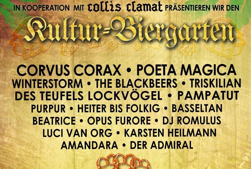 Das Festival-Mediaval: Vom Festival zum Biergarten