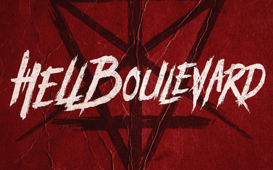 Hell Boulevard – Not Sorry – CD-Rezension