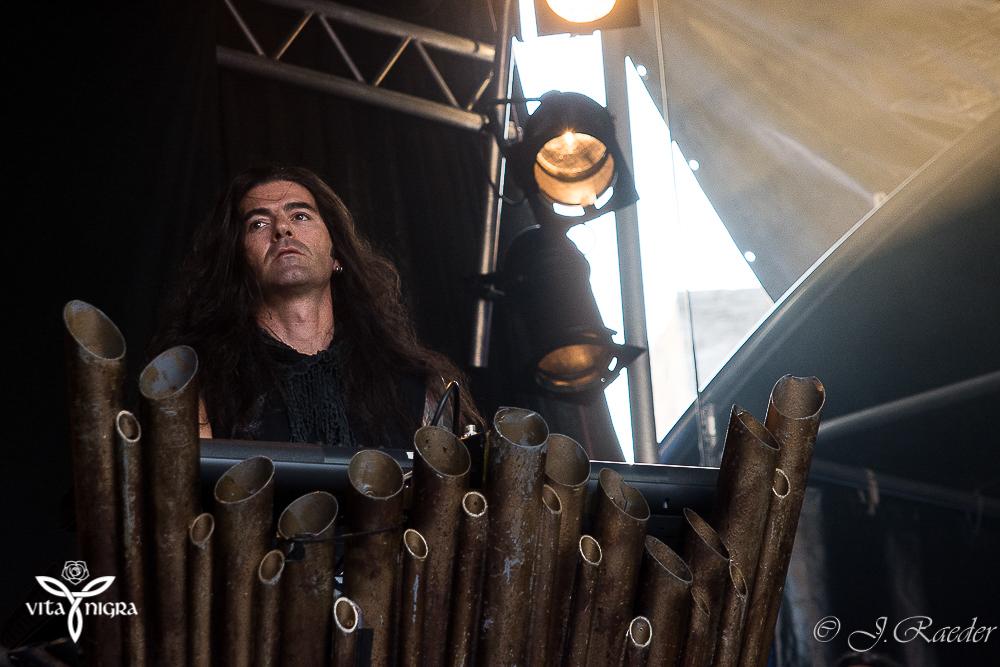 Moonspell – Castle Rock Festival 2017 – Fotos
