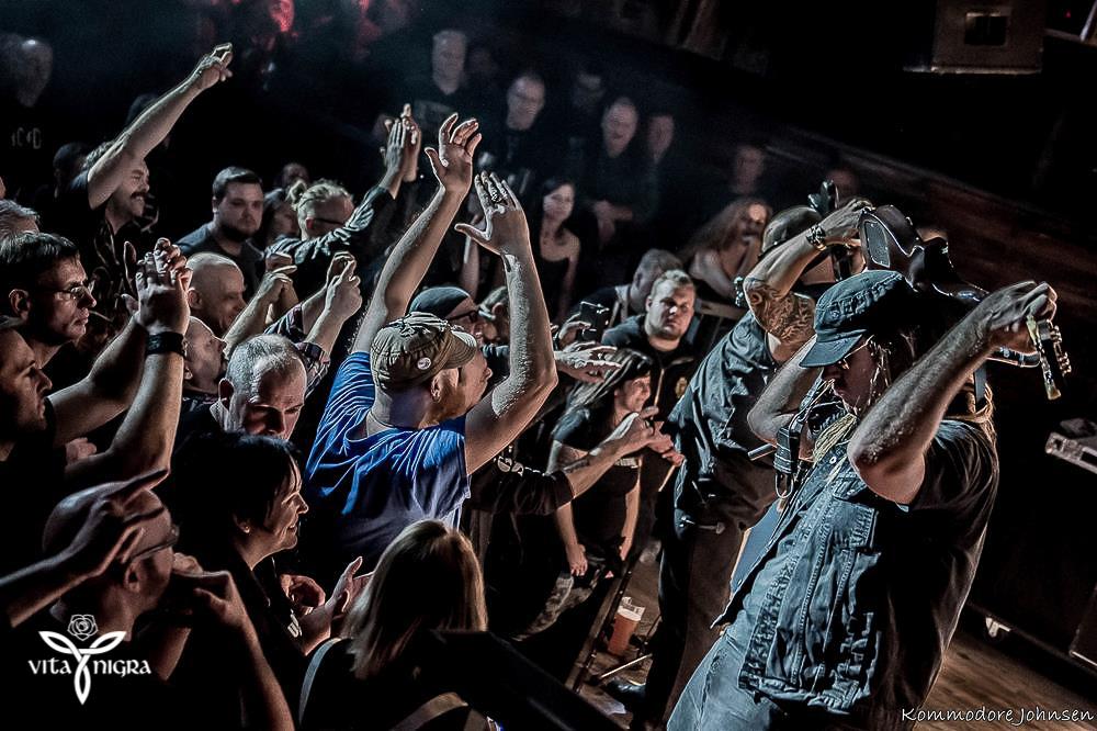 Ohrenfeindt – 15.12.2017 – Rockpalast Bochum