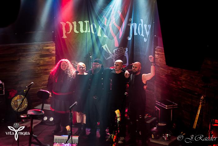 Punch'n'Judy – 03.12.2016 – Rockpalast Bochum – Bericht