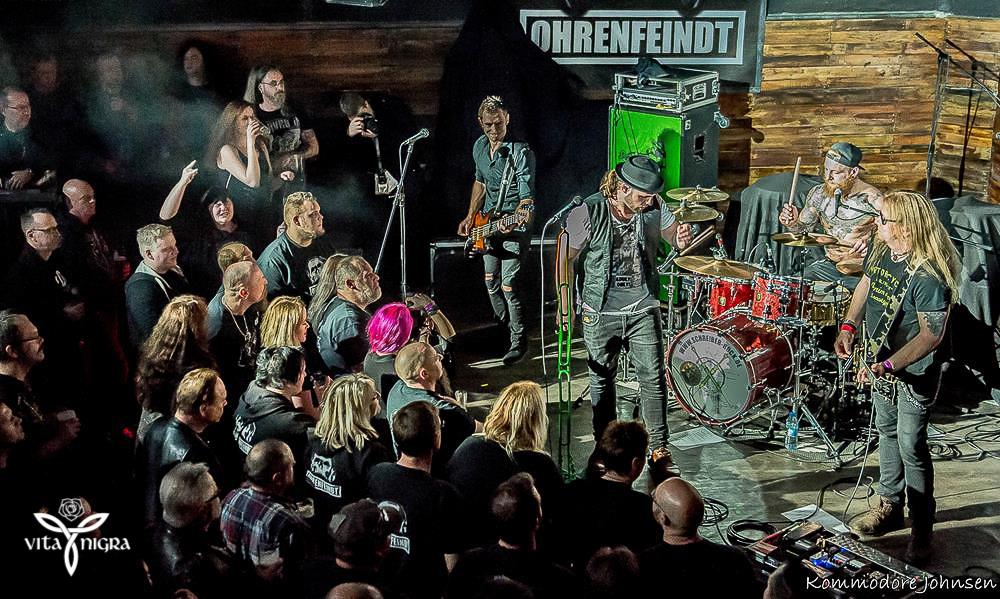 Schreiber – 15.12.2017 – Rockpalast Bochum