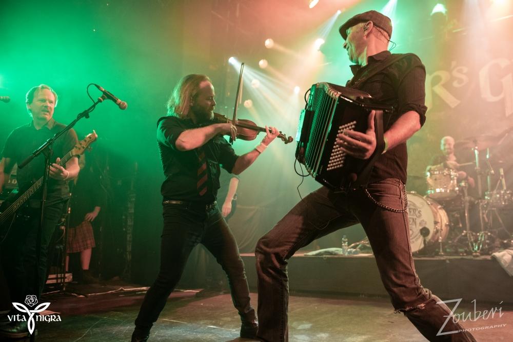 Fiddler's Green – 18.10.2018 – Szene Wien – Bericht