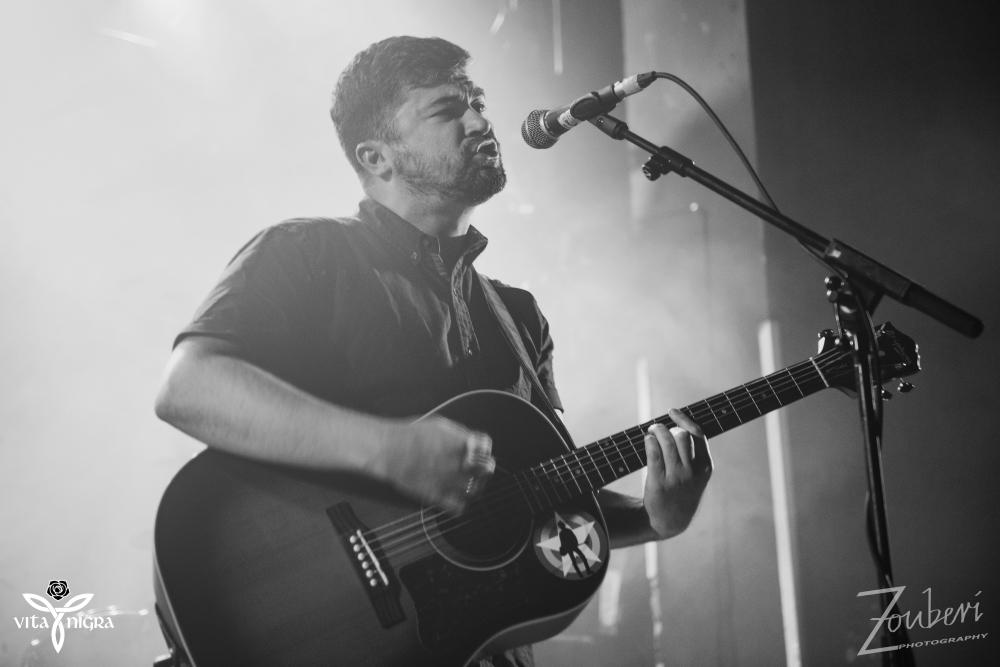 Sean McGowan – 07.11.2018 – Szene Wien – Fotos
