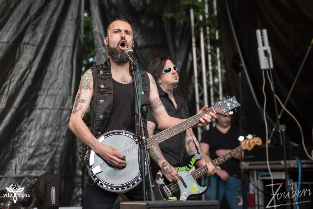 Paddy and the Rats – Spectaculum Rockt 2018 – Burg Parsberg