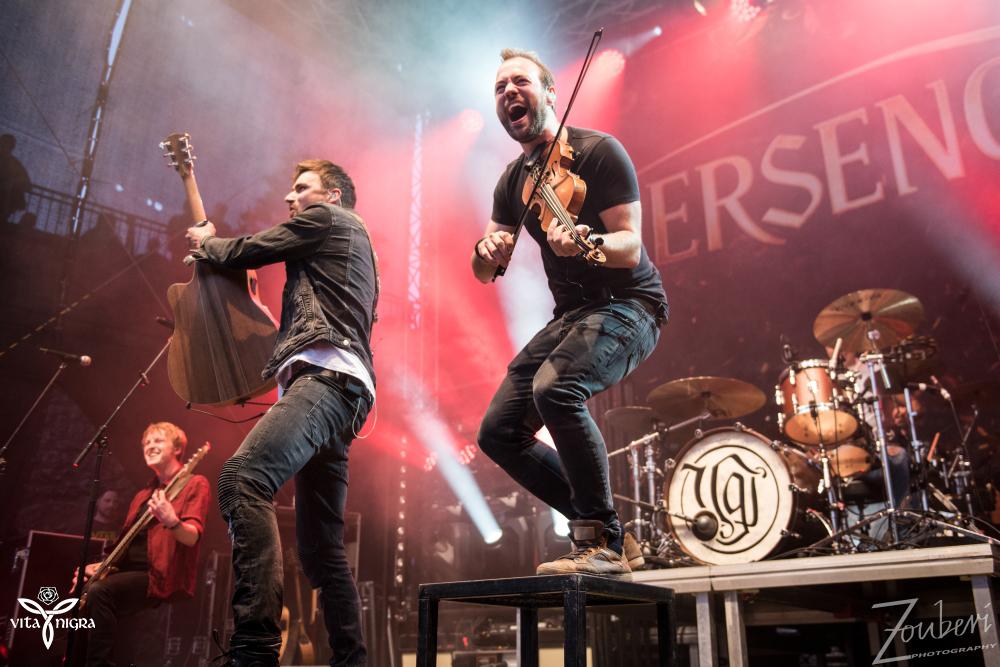Versengold – Spectaculum Rockt 2018 – Burg Parsberg